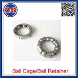 Bom preço standard da gaiola do rolamento de esferas do compartimento da esfera de aço de Latão