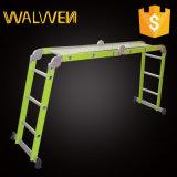 Mais potência juntas Dobradiças Escada Multiuso de alumínio com dobradiça Grande