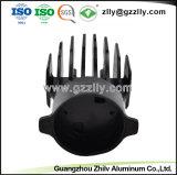 Dispositivo di raffreddamento/dissipatore di calore/radiatore di alluminio dell'aletta di Pin del tubo di alluminio