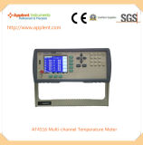 고품질 (AT4516)를 가진 다중채널 온도 자료 레코더