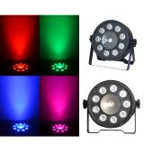 3in RGB LED interior 1 par de plástico pode acender
