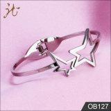 Le bracelet argenté Ob127 de rencontres d'étoiles