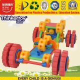 Brinquedo educacional recentemente plástico do carro do Ir-Carro