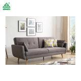 Лучшая цена продажи с возможностью горячей замены складной современные ткани диван-кровать