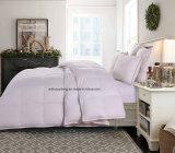 Do ganso Comforter alternativo branco para baixo, completamente/rainha