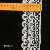 тесемка корабля уравновешивания DIY шнурка 7cm Crocheted, подгонянное качество края Scallop толщиное уравновешивающ шнурок Hmhb1115