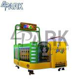 Het muntstuk stelde de Machine van het Spel van de Afkoop van het Scherm van de Aanraking van de Arcade in werking