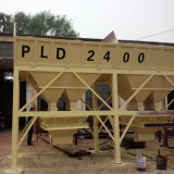 Jinsheng China máquina de procesamiento por lotes concretos PLD2400.