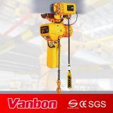 Chaîne Vanbon 3tonne palan électrique