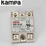 SSR Foteck 10AA protecteur de la tension du relais de puissance de l'état solide SSR