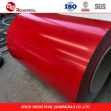Z40-Z300g Prepainted y bobinas de acero galvanizado en caliente Dx51d SPCC Grado/PPGI