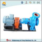 L'assèchement de la pompe à eau du moteur électrique de la ferme