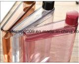 Бутылка воды творческой тетради цвета чашки воды бумажного стаканчика пластичная