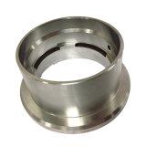 O CNC rodando o anel do veio de alta precisão de peças Protótipo