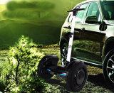 ハンドルLEDライトが付いている700W電気漂うスクーター