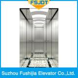 Levage de passager de capacité de Fushijia 1000kg avec la décoration luxueuse