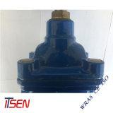 Valvola a saracinesca Non-Aumentante messa resiliente del ghisa del gambo di DIN3352 F4 Pn16