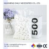 Contagem de 500 toalhas comprimido Tablet Caixa personalizada