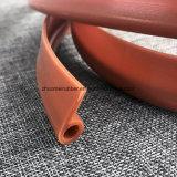As borrachas raspadoras de extrudados as vedações de borracha em forma de P de silício