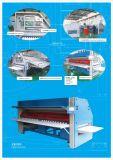 최신 판매 호텔을%s 자동적인 호텔 세탁물 장비 침대 시트 접히는 기계 (ZD3000-V)