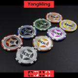Pegatina Ultimate 12g/ fichas de póquer unión láser de arcilla fichas de Casino (YM-CY02)