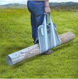 Sacchetto di Tote resistente del libro macchina dell'elemento portante e del supporto della legna da ardere per il camino