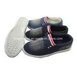 新しい到着はからかう注入の偶然靴のスリップオンの余暇の履物の靴(ZL1219-10)を