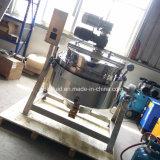 Caldera de la chaqueta de la presión del acero inoxidable para la fabricación de la Dulce-Materia