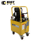 Pompa hydráulica eléctrica para el cilindro hidráulico gato hydráulico