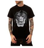 Custom/mayorista de ropa de moda personalizada Plain/impresión/logotipo impreso 100% algodón/poliéster/Bambú Men's Golf camisetas