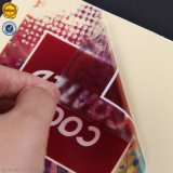 Sinicline PVC autoadhesivo de alta calidad pegatina con el logotipo personalizado