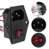 교류 전원 소켓 로커 쪼개는 도구 안전 Switchs 1개의 소켓 신관에서 3