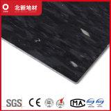 黒いタイルのフロアーリングTcd 320