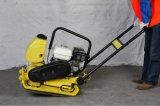 최신 판매 휴대용 소형 도로 격판덮개 쓰레기 압축 분쇄기 Yrx-80