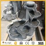 De natuurlijke Fontein van de Steen van de Eigenschap van het Water van het Beeldhouwwerk van het Graniet voor de Decoratie van de Tuin