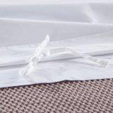 Hotel roupa de alimentação luxuosa cama 100% algodão cobrir Consolador cobrir