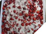 Fragola dell'americano congelata purè 13 IQF con il buon prezzo dello zucchero