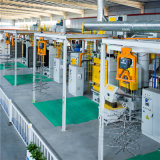 Les fournisseurs de matériel type de crochet de suspension de vente chaude Mayflay grenaillage fournisseurs de machines pour les grandes machines minières Castings avec OEM