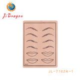 3D眉毛の入れ墨の構成のシリコーンの方法の眉毛の入れ墨の皮
