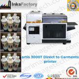 Artis 5000 DTG Inkt Artis 5000 de Inkt van het Kledingstuk van Artis 5000t van de Inkt van de T-shirt