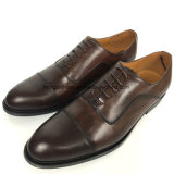 Vestido de encaje hasta zapatos formales zapatos hombres zapatos de marca americana