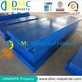Uso di plastica della caratteristica di assorbimento dell'acqua bassa sugli strati di UHMWPE