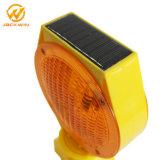 Водонепроницаемый светодиодный индикатор высокой мощности солнечных дорожное строительство сигнальной лампы