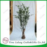 Los grandes árboles de eucalipto Artificial árboles de plástico de 507 hojas