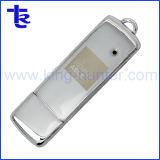 Vente chaude populaire lecteur de mémoire flash USB en métal comme un don