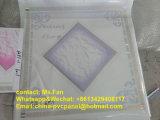 PVC panneau carré 603*603*7mm