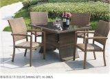 Mobilia di vimini del vimine del giardino della mobilia del patio esterno della mobilia