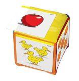 Custom новые образовательные игрушки многофункциональные желтый провод фиолетового цвета из пеноматериала Pocket кости