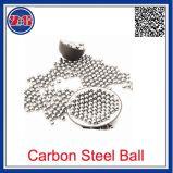 Sfera d'acciaio solida del carbonio di G1000 HRC58-62