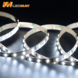 Flexibler LED Streifen 120LEDs/m DC12 des Fabrik-Preis-3014 mit 5mm breit